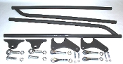 Rear Radius Rod Kit